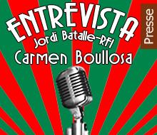 Entrevista RFI / Carmen Boullosa